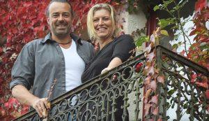 Nancy en Arjen Blok - Morvan Rustique