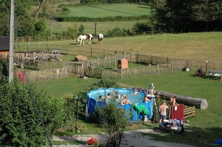 Vakantie in de Morvan met entertainment voor de kinderen