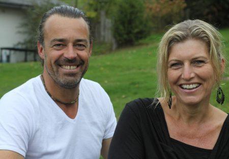 Eigenaren van Morvan Rustique Arjen en Nancy Blok