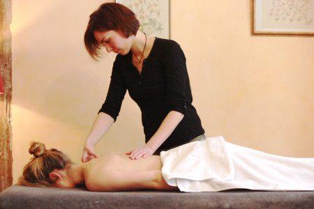 Massage tijdens je vakantie in Frankrijk