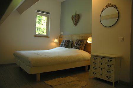 Slaapkamer Vakantiehuis Tarin - Morvan Rustique